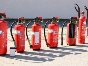 L'installlation d'un système de sécurité incendie dans les locaux professionnels